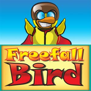 FreeFall Bird Icon